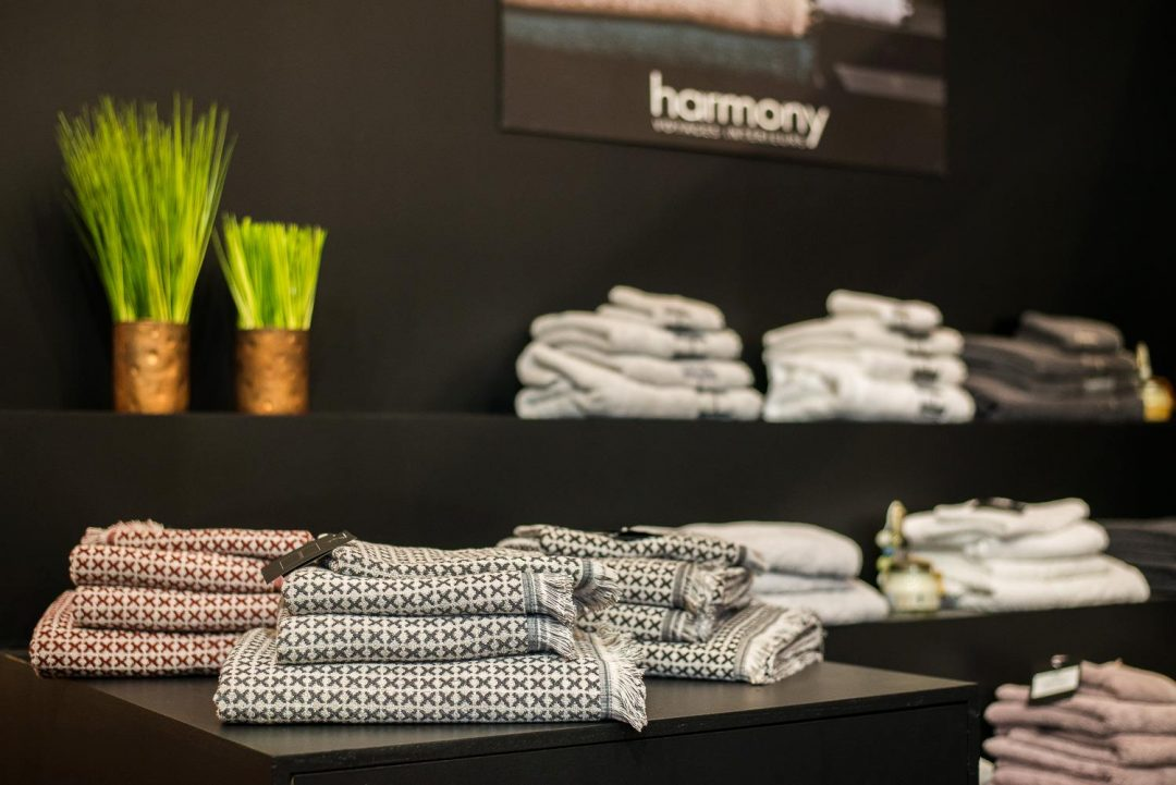 dubos harmony linge de maison ventana blog. Black Bedroom Furniture Sets. Home Design Ideas