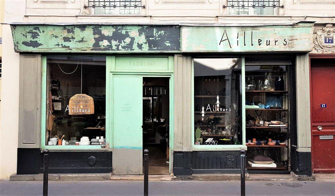 Aller voir ailleurs la boutique bien s r aventure d co for La boutique deco