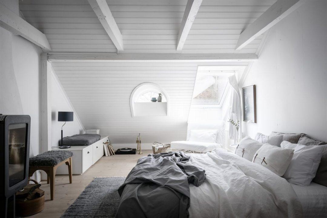 Dans Ma Chambre Mon Linge De Lit En Lin Lave Aventure Deco