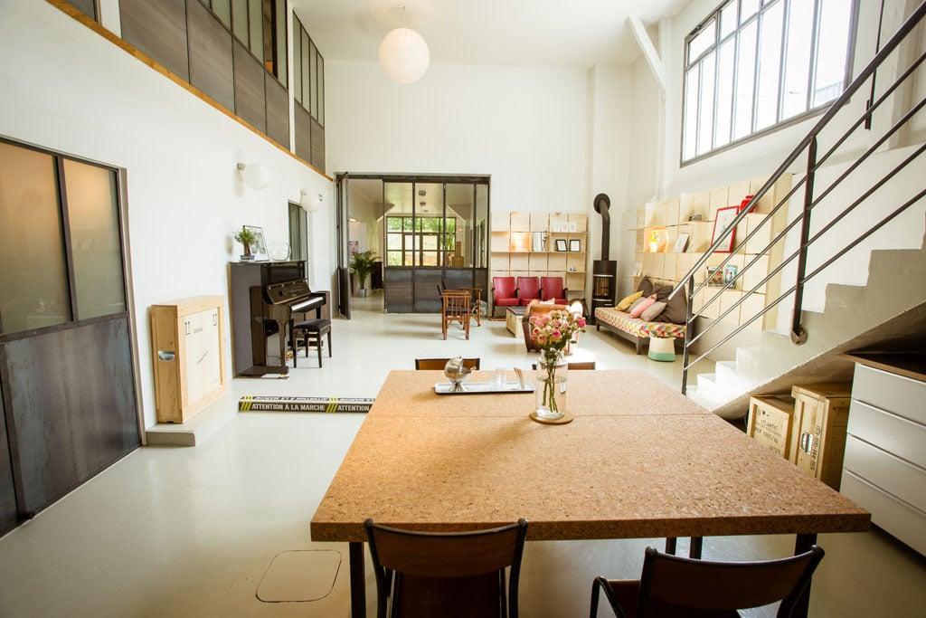 le plateau 25 un lieu de partage artistique aventure d co. Black Bedroom Furniture Sets. Home Design Ideas