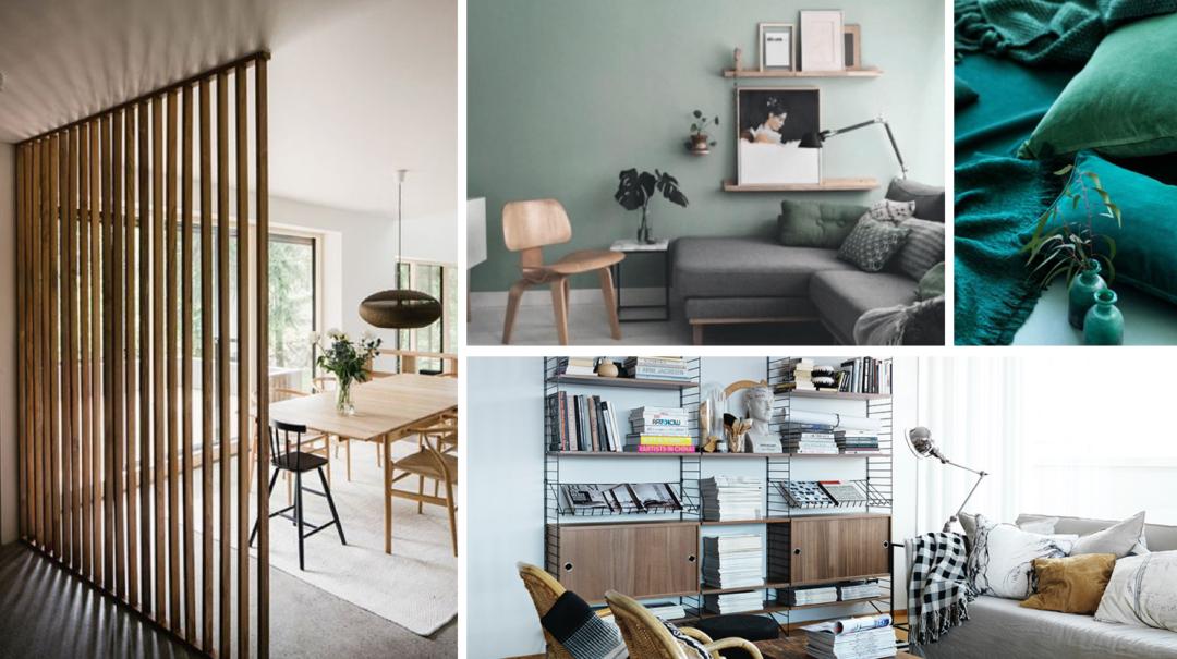 d limiter les espaces d une pi ce de vie aventure d co. Black Bedroom Furniture Sets. Home Design Ideas