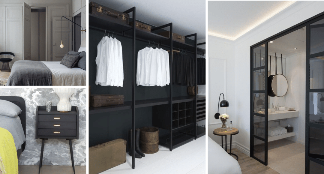 int grer un dressing dans une chambre aventure d co. Black Bedroom Furniture Sets. Home Design Ideas