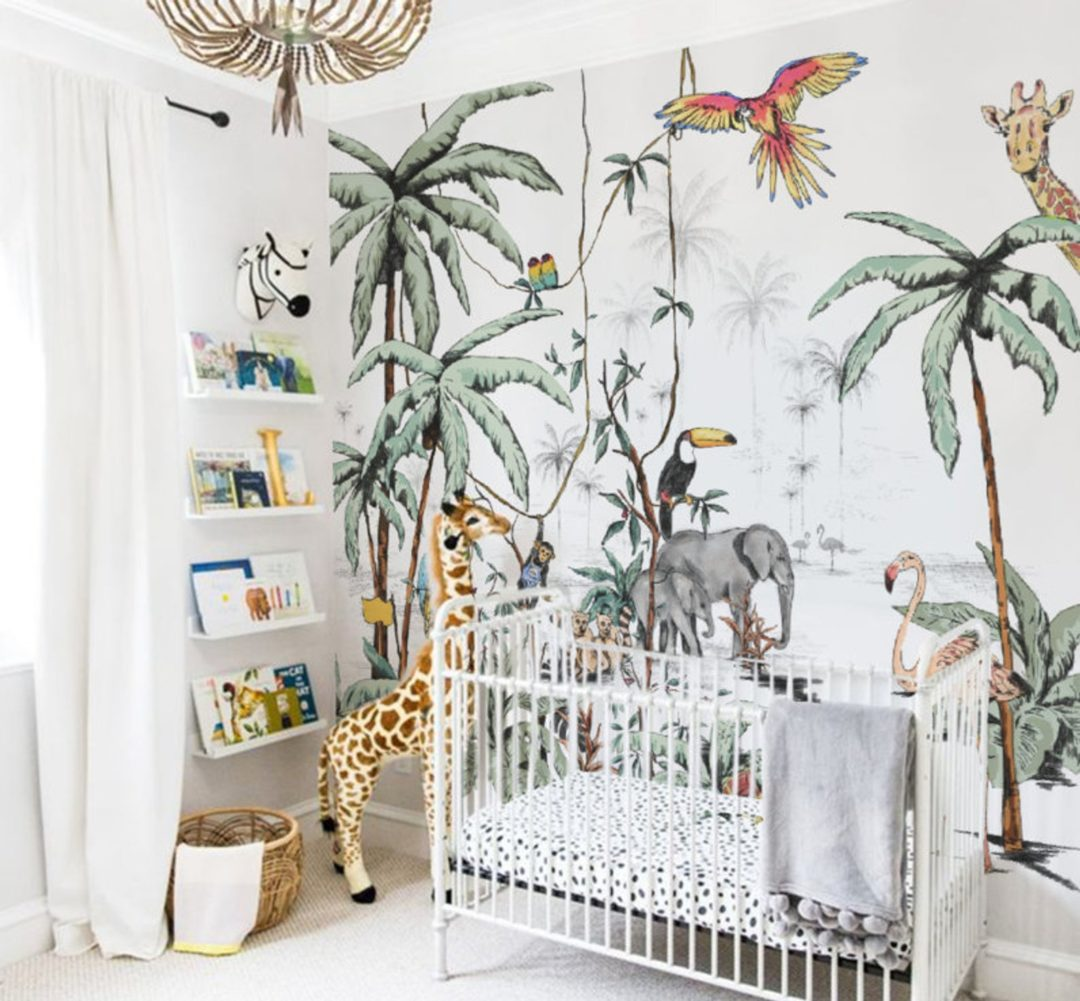papier-peint-chambre-enfant-jungle-decoration-jessica-venancio