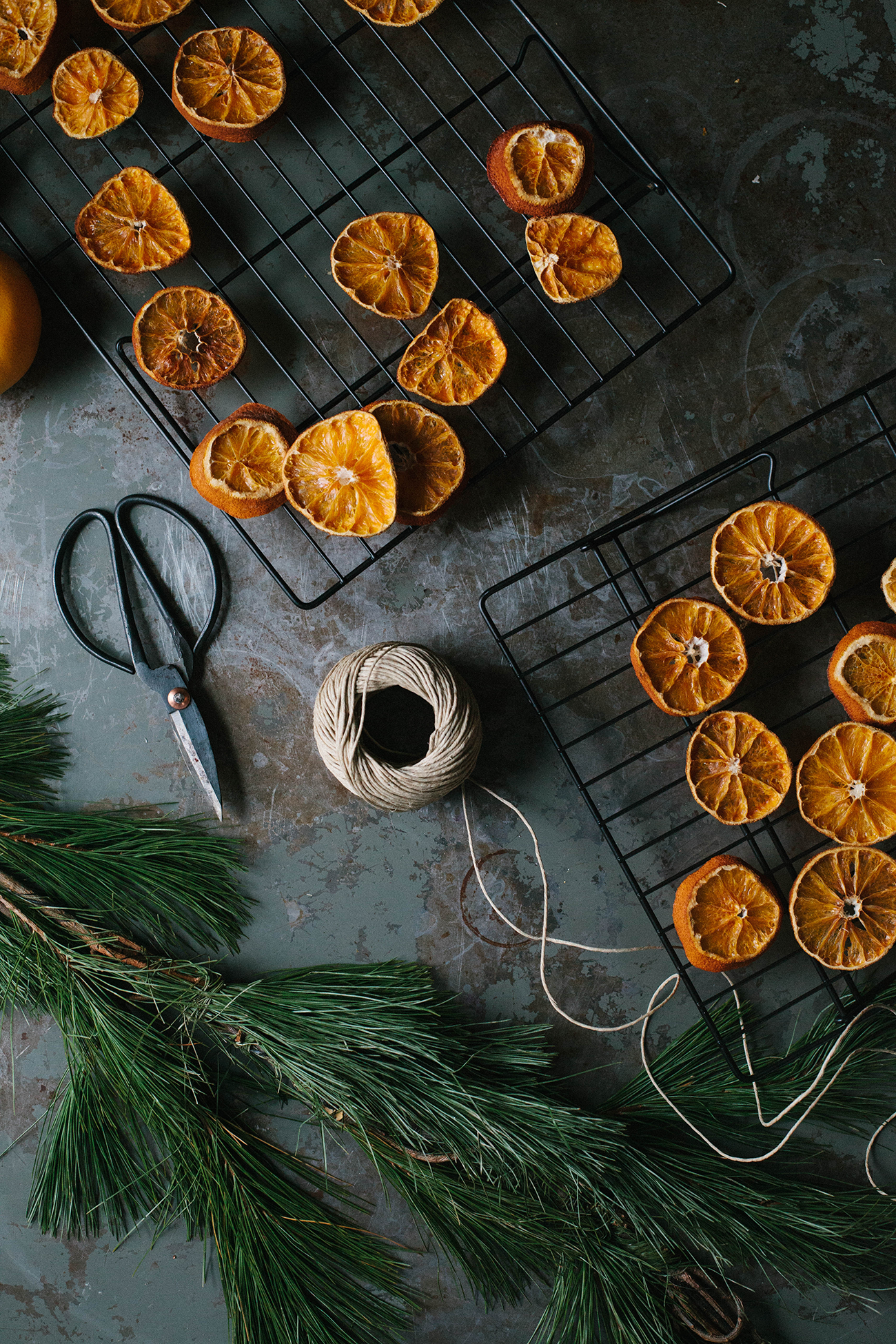 Des Oranges pour Noël