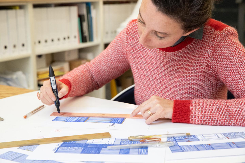 Élise Fouin, l'hyper créative