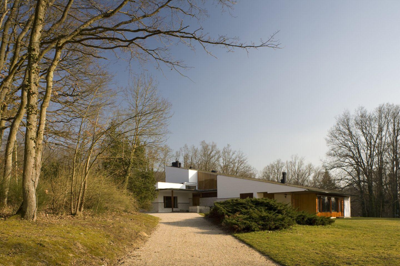 La Maison Louis Carré, une œuvre signée Alvar Aalto