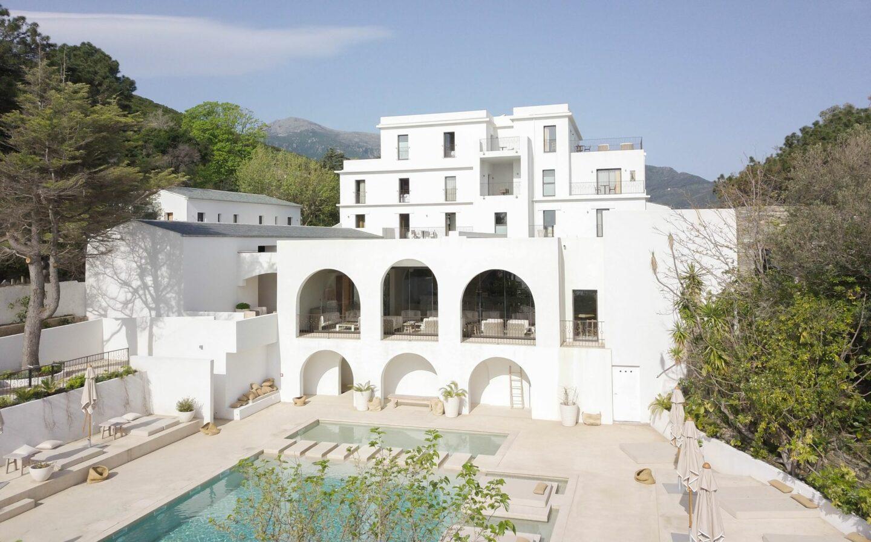 L'hôtel Misincu, un havre de paix en Corse